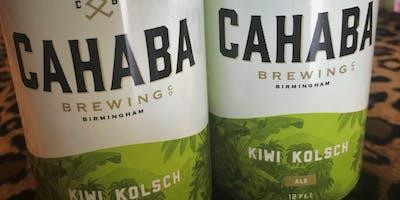 Kiwi Kolsch Tasting