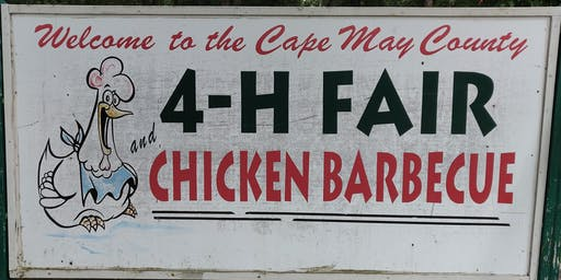 50th Celebration of Cape May County Board of Ag's Chicken BBQ at the 4-H Fairgrounds