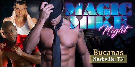 """Ladies Night Out"" Male Revue Nashville, TN +18"