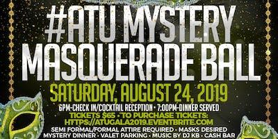 #ATU Mystery Masquerade Ball
