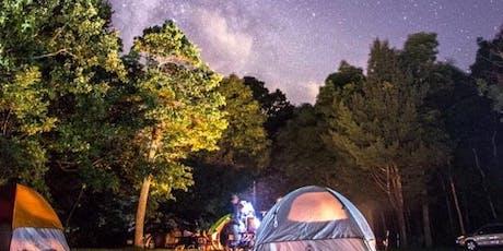 Camping Retreat | DePaul University tickets