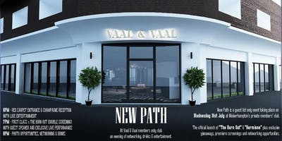 New Path [Networking Event & Launch Party]