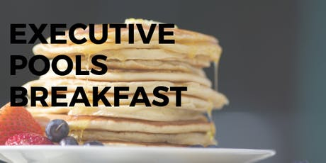 November Executive Pools Breakfast  tickets