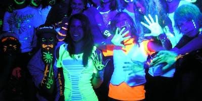 Glow in the Dark Dance Party!