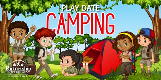 Camping themed Play Date