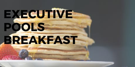 December Executive Pools Breakfast tickets