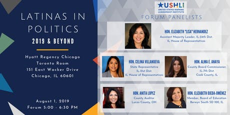 Latinas in Politics: 2019 and Beyond tickets