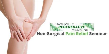 Regenerative Medicine Seminar 7/23 tickets