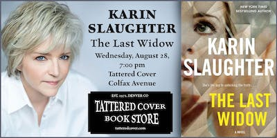 An Evening with Karin Slaughter, Book Talk & Signing