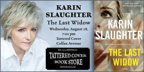 An Evening with Karin Slaughter, Book Talk & Signing tickets