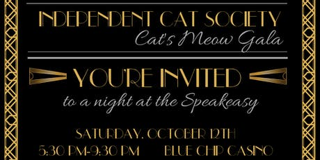 2019 ICS Cat's Meow Gala tickets