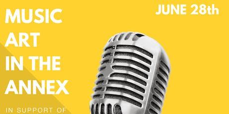 The Annex Summer Night Market tickets