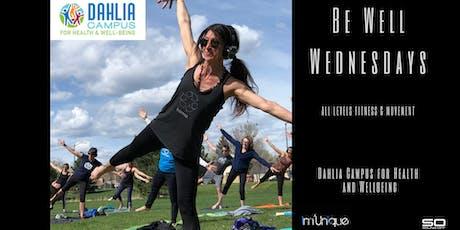 Be Well Wednesdays tickets