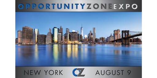 [$100 OFF EARLY BIRD SPECIAL] Opportunity Zone Expo New York City
