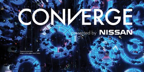 CONVERGE, presented by Nissan tickets