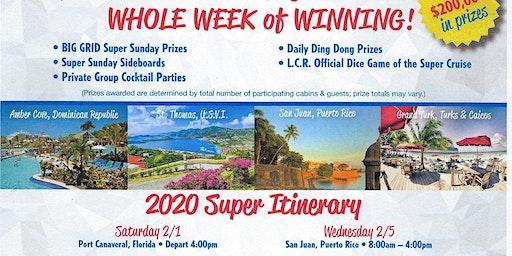 SUPER Super Bowl Cruise