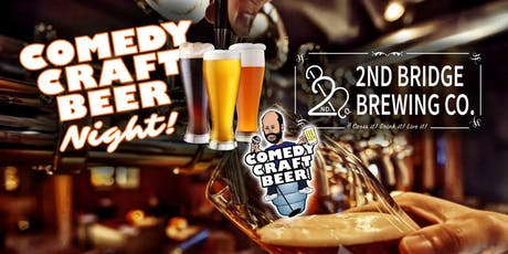 2nd Bridge Comedy Night tickets