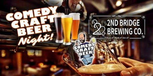 2nd Bridge Comedy Night