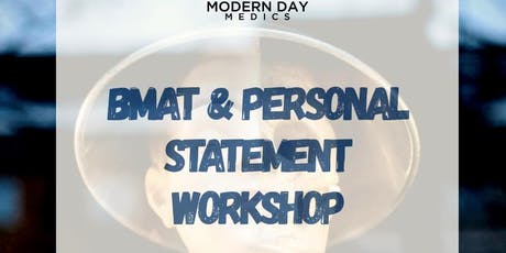 BMAT and Personal Statement Workshop tickets