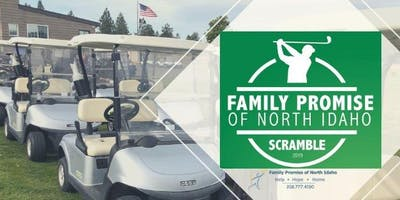 Family Promise Charity GOLF Scramble 2019!