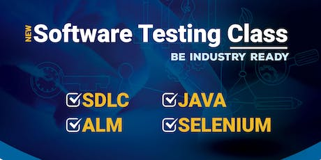 Software Testing Class [Free consultation and orientation] tickets