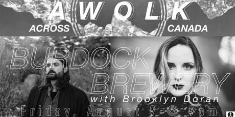 Awolk, Brooklyn Doran at Painted Lady tickets