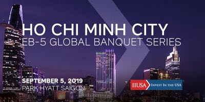 IIUSA Global Banquet Series: Ho Chi Minh City