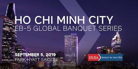 IIUSA Global Banquet Series: Ho Chi Minh City  tickets