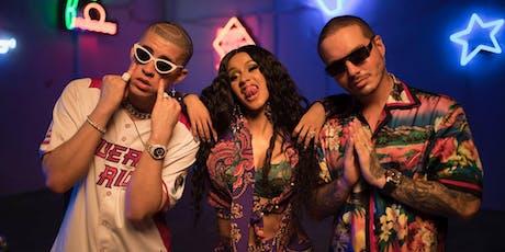 Reggaeton vs Hip Hop tickets
