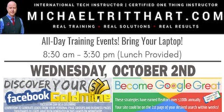 2 Day Lead Generation Event with Michael Tritthart tickets