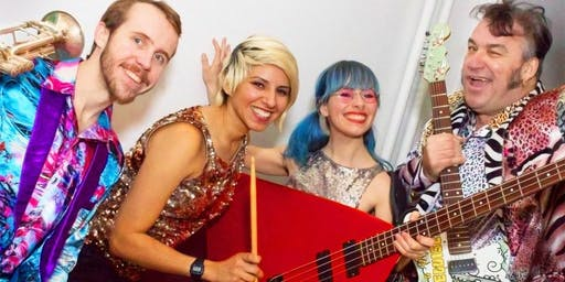 Igor and The Red Elvises at Philipsburg Brewing's The Springs