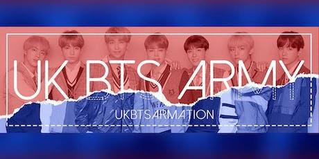LONDON SUMMER MEET-UP UKBTSARMATION tickets