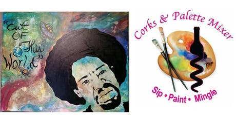 Paint & Chill MAC DRE BIRTHDAY TRIBUTE  tickets