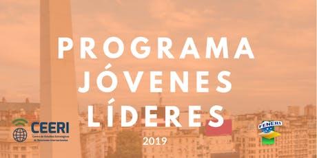 Programa Jóvenes Líderes 2019 tickets
