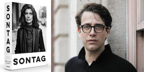 Benjamin Moser on Susan Sontag 9/25 tickets