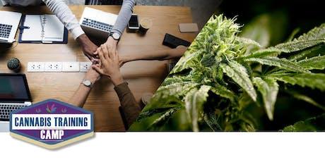 SAN JUAN | RESERVA Cannabis Training Camp | 17 & 18 de Agosto | CannaWorks Institute  tickets