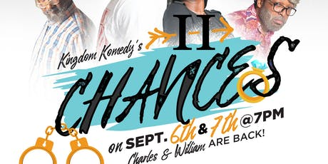 II Chances Stage Play tickets