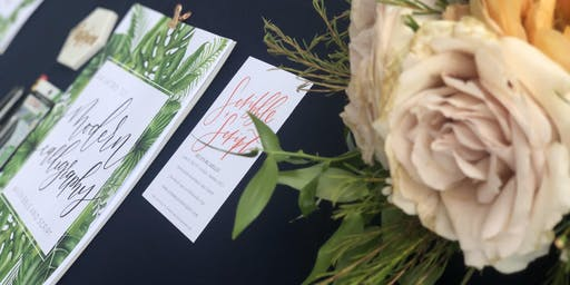 Mimosas & Modern Calligraphy @ Kings River Winery