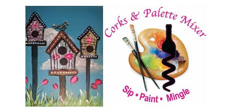 Paint & Chill HOME SWEET HOME  tickets