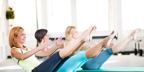 Complimentary Small Group Mat Pilates Group w/ Pilates Room tickets
