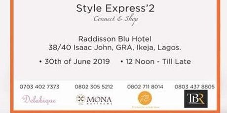 Style Express 2 tickets