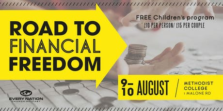 Road to Financial Freedom tickets