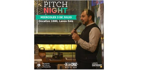 Pitch Night Julio entradas