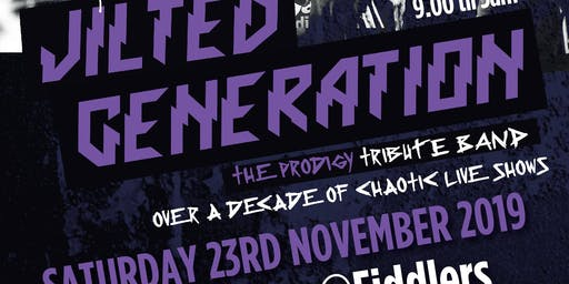 The Prodigy Live Tribute Band - Jilted Generation