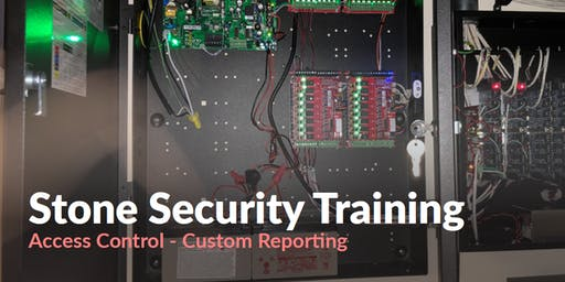 Stone Security Training - Access Control