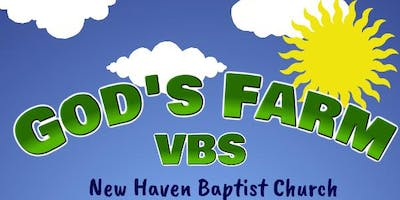 God's Farm- Vacation Bible School
