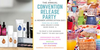 YL 2019 Convention Release Party & Member Appreciation Event