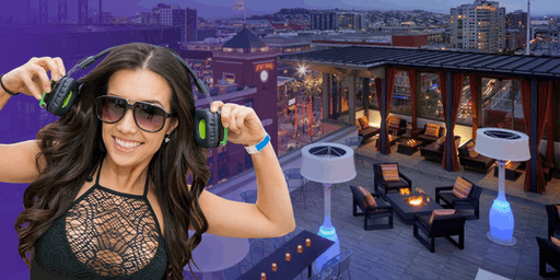 Silent Disco Rooftop Party