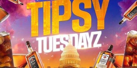 TIPSY TUESDAYZ AT UNITY LOUNGE  tickets