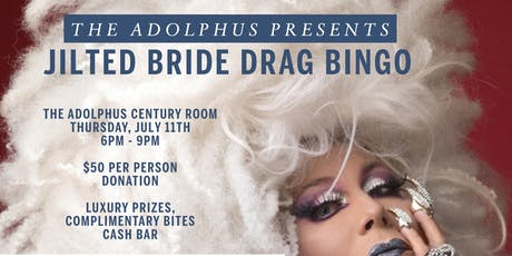 Jilted Bride Drag Bingo tickets